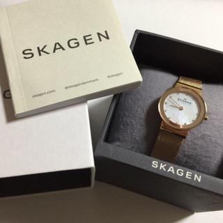 スカーゲン(SKAGEN)のSKAGEN 時計スカーゲン 358SRRD(腕時計)