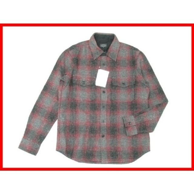 schott(ショット)の新品 SCHOTT BROS./ショット ネルシャツ 100Yearsモデル メンズのトップス(シャツ)の商品写真