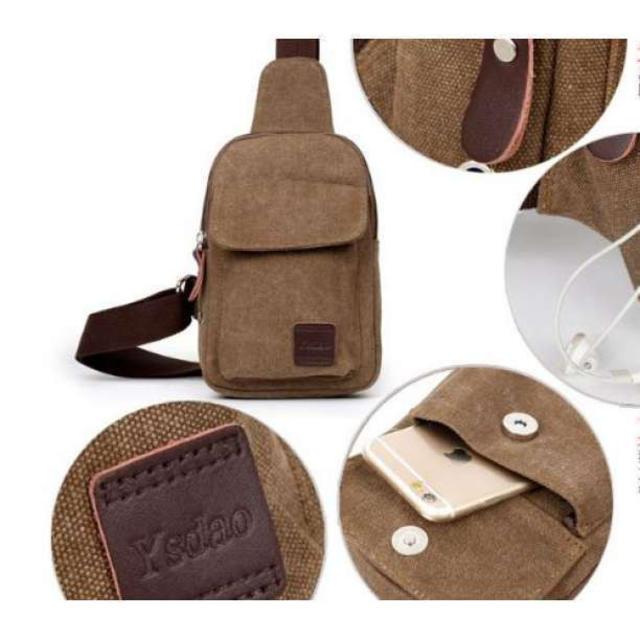 ▼安過ぎ破格◎ 斜めがけ オシャレ ボディバッグ メンズのバッグ(ショルダーバッグ)の商品写真