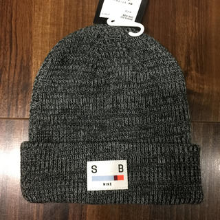 ナイキ(NIKE)の激安‼️NIKE SB ニットキャップ  ビーニー 新品(ニット帽/ビーニー)