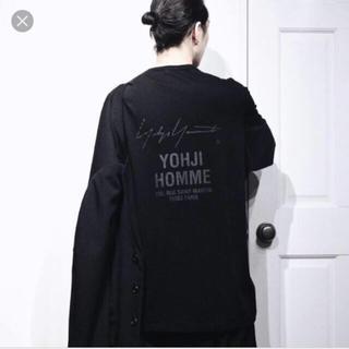 ヨウジヤマモト(Yohji Yamamoto)のYohji Yamamoto スタッフロンT 17ss(Tシャツ/カットソー(七分/長袖))