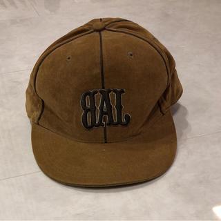 バランスウェアデザイン(balanceweardesign)のバランス バル キャップ 帽子(キャップ)