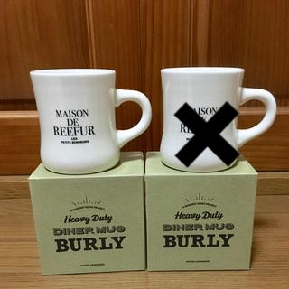 メゾンドリーファー(Maison de Reefur)の新品未使用 REEFUR マグカップ 1つのみ(グラス/カップ)