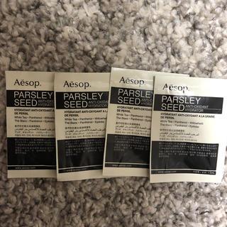 イソップ(Aesop)の【送料込】Aesop 4袋セット(乳液/ミルク)