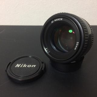 ニコン(Nikon)の(yoyu様専用)NIKON AF NIKKOR 50mm f1.4 FX(レンズ(単焦点))
