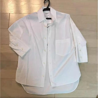 マディソンブルー(MADISONBLUE)の新品・未使用 マディソンブルー  Madison Blue シャツ(シャツ/ブラウス(長袖/七分))