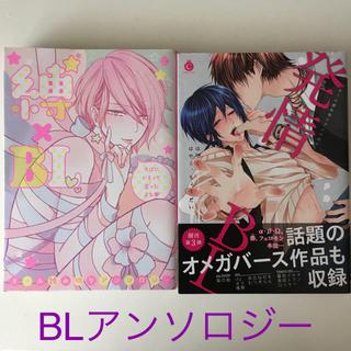 【BL2冊セット】読み切りアンソロジー(A5版)(BL)
