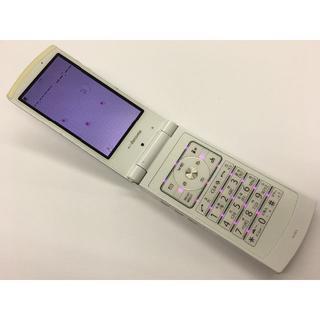 1adcf73a18 NEC - ドコモ 中古 ガラケー N-08A ホワイト NEC 携帯 電話 docomoの通販|ラクマ