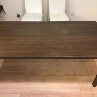 MUJI (無印良品) - テーブル 良品計画 イス