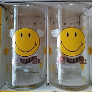 エスマイル(S.MILE)のガラスグラス(グラス/カップ)