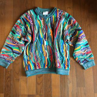 クージー(COOGI)のCOOGI  クージー sweater セーター オーストラリア S(ニット/セーター)