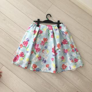 チェスティ(Chesty)のm様専用♡chesty新品未使用タグ付きチューリップスカート(ひざ丈スカート)