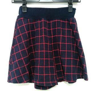 ジーユー(GU)のchance504i様専用 キュロットスカート GUキッズ140(スカート)