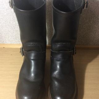レッドウィング(REDWING)の美品 レッドウィング エンジニアブーツ 2268 PT99 24.5cm(ブーツ)