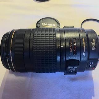 キヤノン(Canon)のCANON EF 70-300mm 1:4-5.6 IS USM(レンズ(ズーム))