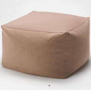 ムジルシリョウヒン(MUJI (無印良品))のUTA様専用 体にフィットするソファカバー 再生ウール混 MUJI(ビーズソファ/クッションソファ)
