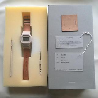 エンダースキーマ(Hender Scheme)のHender Scheme × G-SHOCK エンダースキーマ  G ショック(腕時計(デジタル))