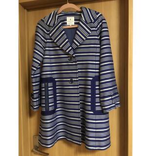 ランバンオンブルー(LANVIN en Bleu)のランバンオンブルー   コート(スプリングコート)