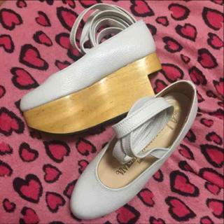 ヴィヴィアンウエストウッド(Vivienne Westwood)の未使用 ロッキンホース バレリーナ ヴィヴィアン ロッキン(ローファー/革靴)
