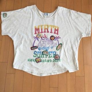ラフ(rough)のrough ラフの可愛いTシャツ(その他)