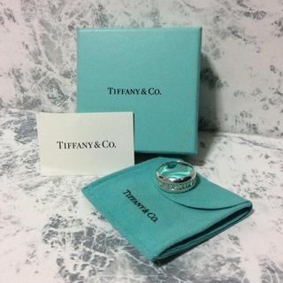 ティファニー(Tiffany & Co.)の正規品/美品/Tiffany&co /アトラスリング/silver925/#20(リング(指輪))