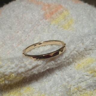 ココシュニック(COCOSHNIK)のCOCOSHNIK ココシュニック K10バンドリング(リング(指輪))