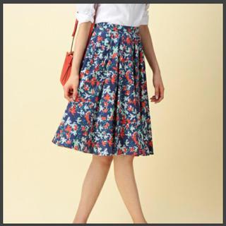 デミルクスビームス(Demi-Luxe BEAMS)のAMBALI×Demi-Luxe BEAMS 別注スカート(ひざ丈スカート)