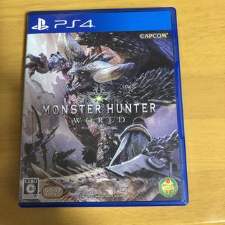 プレイステーション(PlayStation)のモンハンワールド(家庭用ゲームソフト)