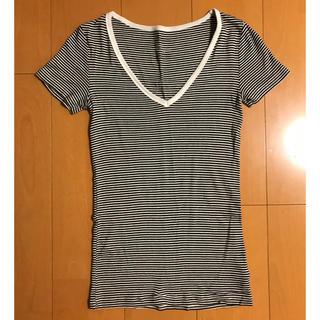 ギャップ(GAP)のGAP ストライプTシャツ(Tシャツ(半袖/袖なし))