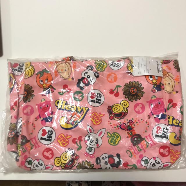 HYSTERIC MINI(ヒステリックミニ)のヒスミニ幼稚園バッグ キッズ/ベビー/マタニティのこども用バッグ(通園バッグ)の商品写真