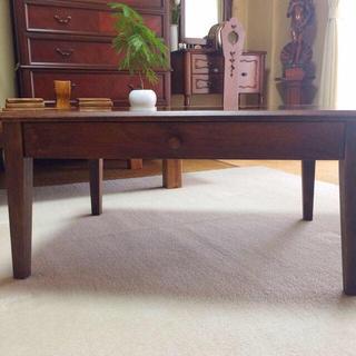 ビーカンパニー(B-COMPANY)のコレクションテーブル(ローテーブル)