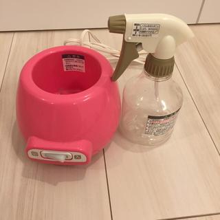 ツインバード(TWINBIRD)の赤ちゃん用 お尻ふき温水洗浄器(ベビーおしりふき)