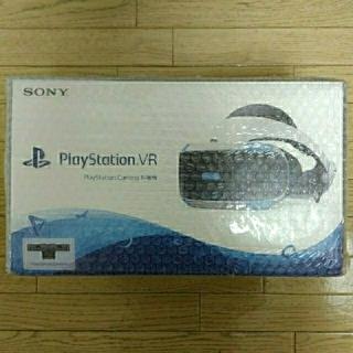 プレイステーションヴィーアール(PlayStation VR)の【新品】PSVR CUHJ-16003(家庭用ゲーム機本体)