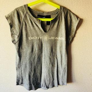 ダナキャランニューヨークウィメン(DKNY WOMEN)のDKNY JEANS Tシャツ(Tシャツ(半袖/袖なし))
