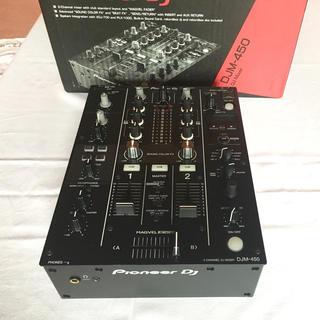 PIONEER DJM-450(DJミキサー)
