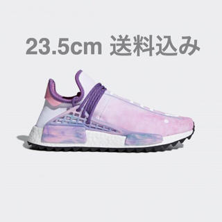 アディダス(adidas)のPw hu holi nmd pink 23.5 送料込み(スニーカー)