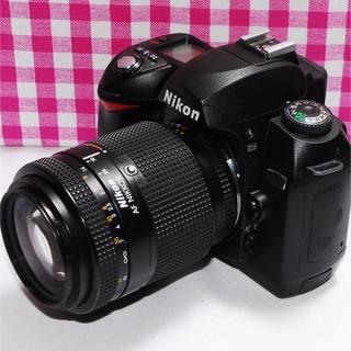 ニコン(Nikon)の❤相棒と出かけよう❤Nikon D70 レンズキット+αでミニ三脚付き★(デジタル一眼)