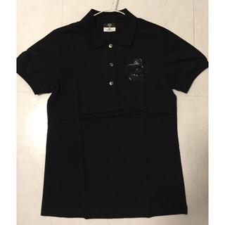 マリークワント(MARY QUANT)の激レアMARYQUANT マリークワント ラコステ コラボ ポロシャツ(ポロシャツ)