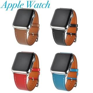 ☆アップルウォッチ ベルト レザーベルト バンド AppleWatchatch(腕時計(デジタル))