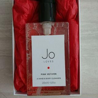 ジョーマローン(Jo Malone)のJoLoves ハンド&ボディソープ ピンクベティバの香り(その他)