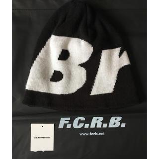 エフシーアールビー(F.C.R.B.)のKKKさん専用 FCRB ブリストル  ニットキャップ 黒(キャップ)