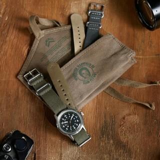 タイメックス(TIMEX)のNigel Cabourn × TIMEX NAMWATCH ナイジェルケーボン(腕時計(アナログ))