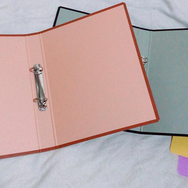 MUJI (無印良品)(ムジルシリョウヒン)のファイル まとめ売り  インテリア/住まい/日用品の文房具(ファイル/バインダー)の商品写真