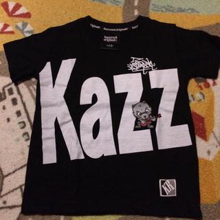 カズロックオリジナル(KAZZROCK ORIGINAL)のカズロックオリジナル Tシャツ 110サイズ(Tシャツ/カットソー)