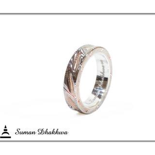 suman dhakhwa スーマンダックワ スパイラルリング(リング(指輪))