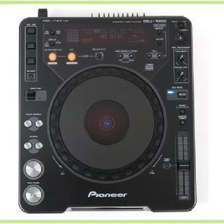 美品 パイオニア CDJ-1000 DJ機器 外箱付 動作品 Pioneer(CDJ)