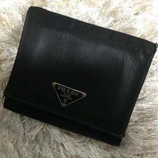 プラダ(PRADA)のPRADA 二つ折り財布 (財布)