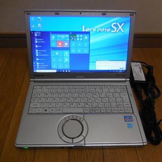 パナソニック(Panasonic)のPanasonic CF-SX2 i5 DVD Win10Pro Office(ノートPC)