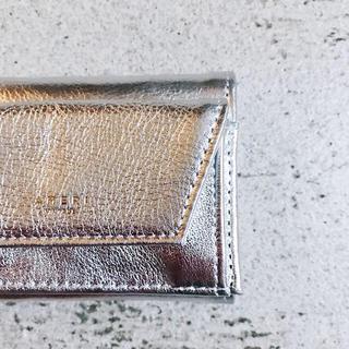 アメリヴィンテージ(Ameri VINTAGE)の新品 AMERI 財布 シルバー(財布)
