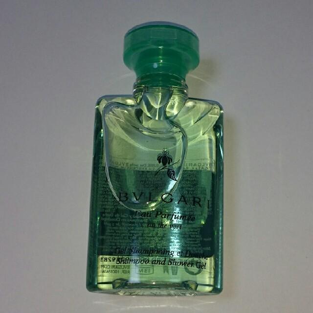 BVLGARI(ブルガリ)の新品 ブルガリ シャンプー&ボディジェル コスメ/美容のボディケア(ボディソープ / 石鹸)の商品写真